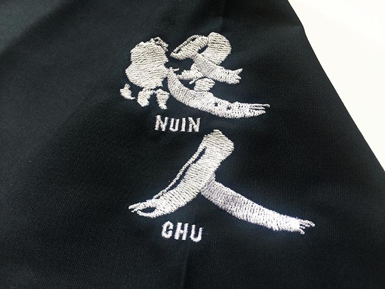 スクラブ 刺繍4