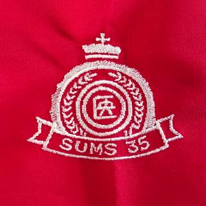 スクラブ 刺繍5