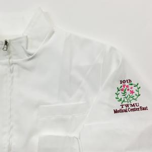 白衣 刺繍02